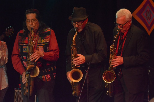 37th Annual Holiday Saxophones