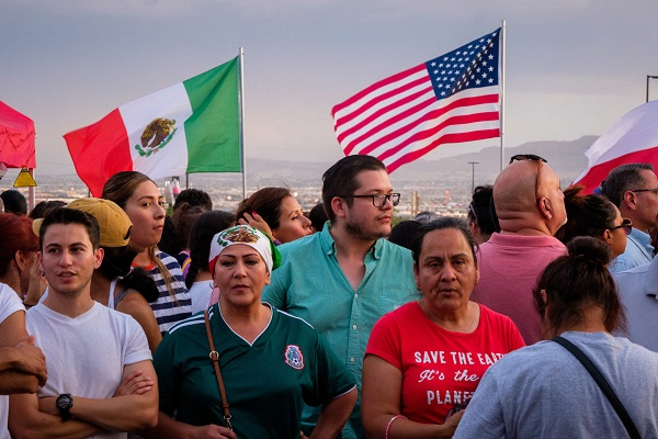 Latinos Can Help Preserve Democracy